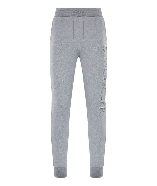 Cotton French Terry Joggers picture 1