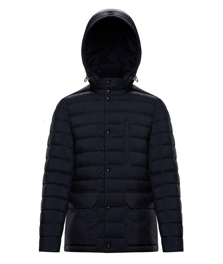 Down Detachable Hood Jacket image 0