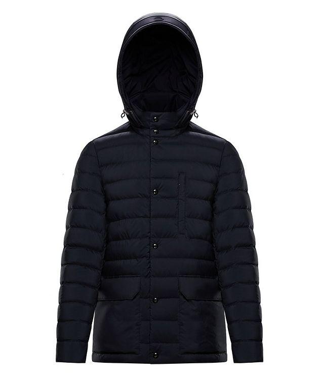 Down Detachable Hood Jacket picture 1