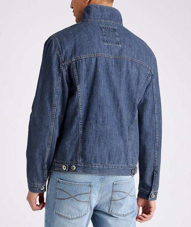 Cotton Denim Jacket picture 3