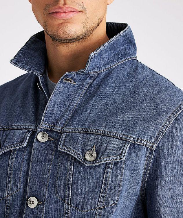 Cotton Denim Jacket picture 4