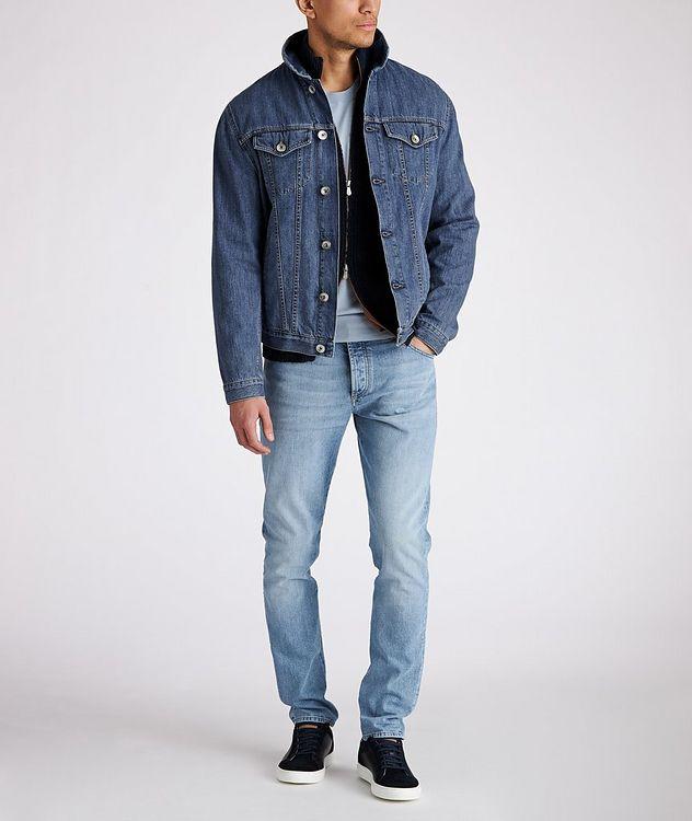 Cotton Denim Jacket picture 5