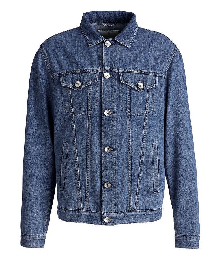 Cotton Denim Jacket image 0