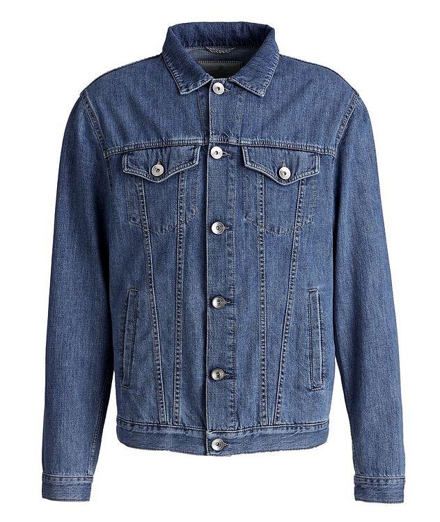 Cotton Denim Jacket picture 1