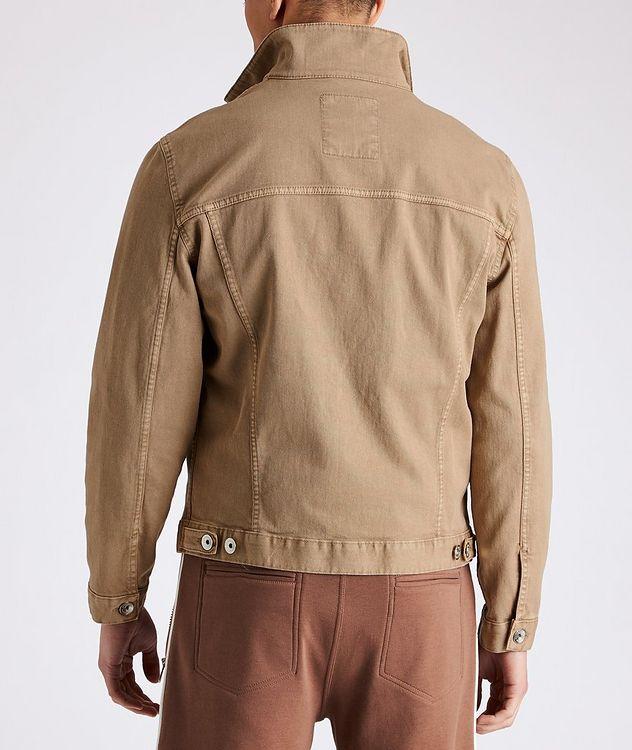 Stretch-Cotton Denim Jacket picture 3