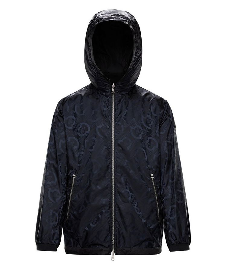 Reversible Windbreaker Jacket image 0