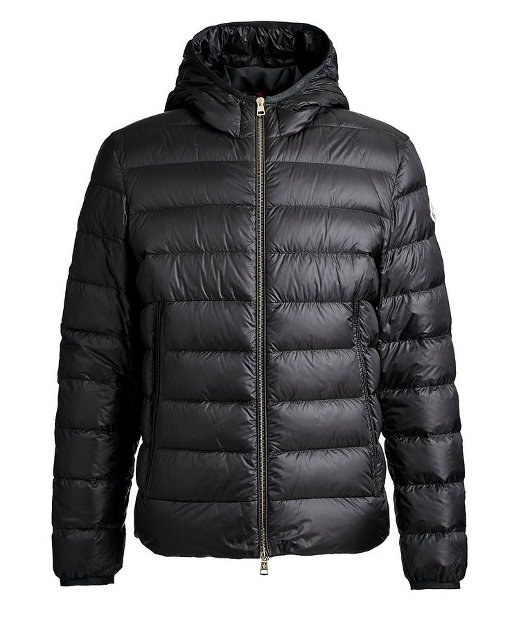 Quilted Puffer Jacket image 0