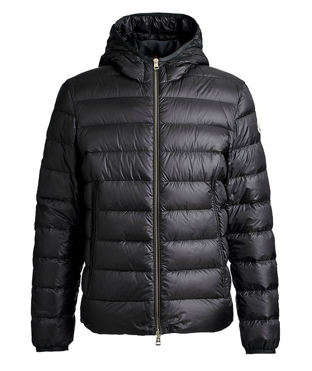 Quilted Puffer Jacket picture 1