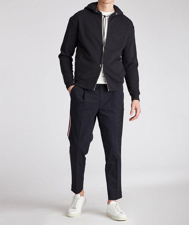 Slim-Fit Cotton T-Shirt picture 3