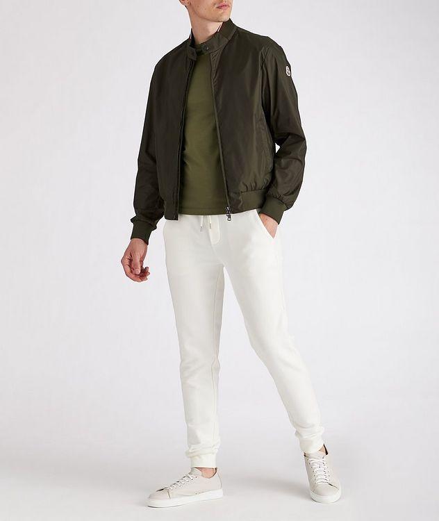 Slim-Fit Maglia Stretch-Cotton T-Shirt picture 4