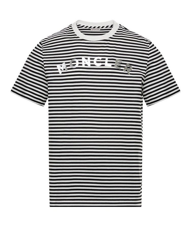 T-shirt à rayures image 0