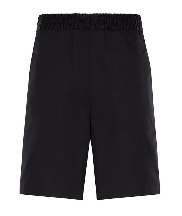 Stretch-Cotton Shorts picture 1