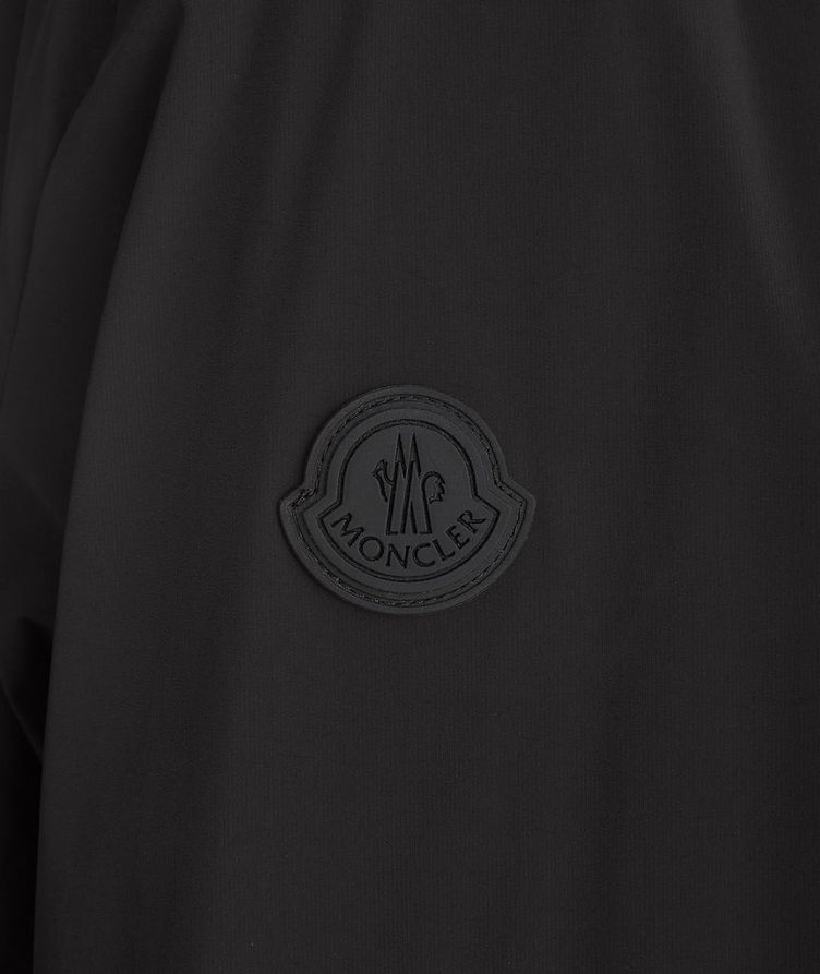 Matt Black Choux Tech-Stretch Sports Jacket image 1