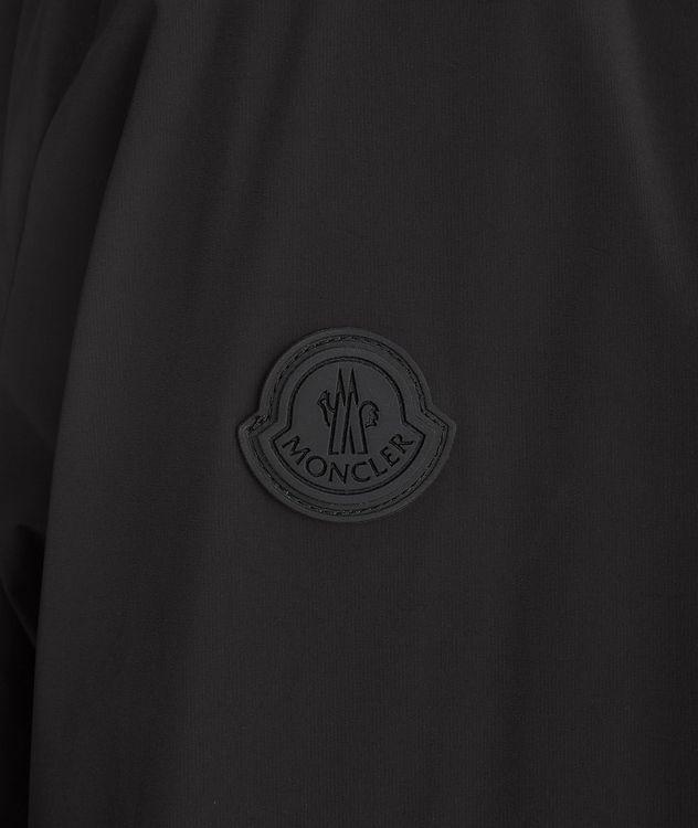 Matt Black Choux Tech-Stretch Sports Jacket picture 2