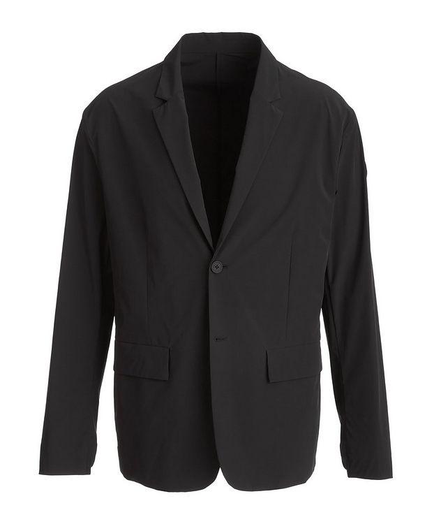 Matt Black Choux Tech-Stretch Sports Jacket picture 1