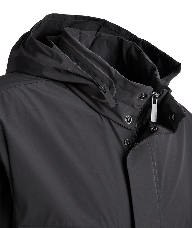 Dayan Stretch-Nylon Field Jacket image 2