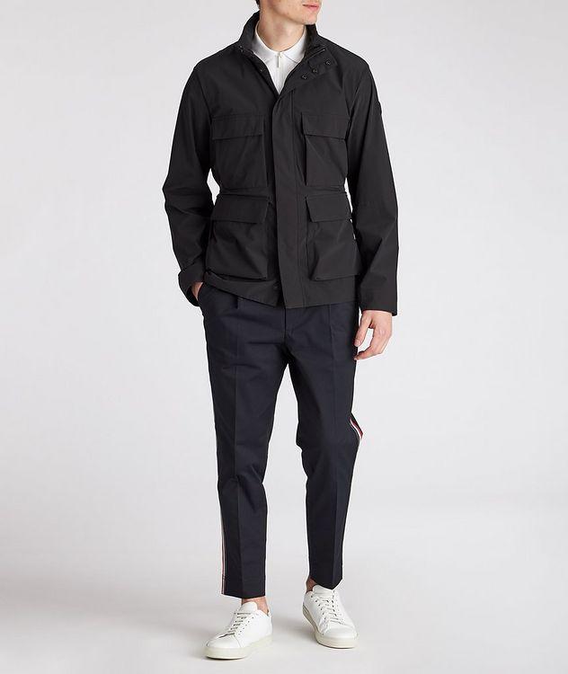 Dayan Stretch-Nylon Field Jacket picture 5