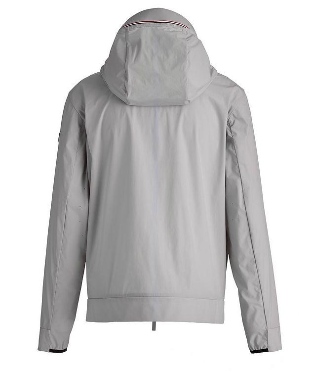 Matt Black Givray Stretch-Nylon Jacket picture 2