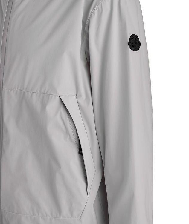 Matt Black Givray Stretch-Nylon Jacket picture 3