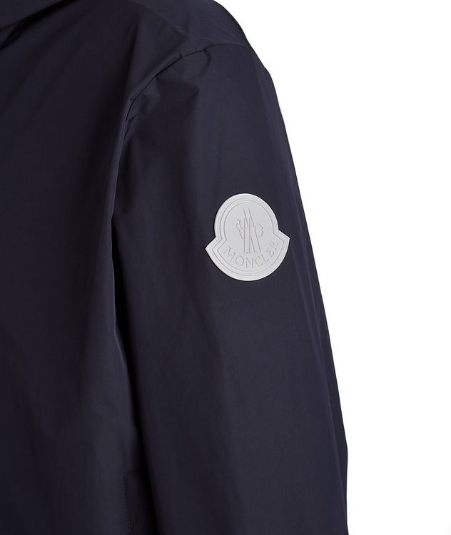 Carles Water-Resistant Nylon Jacket picture 2
