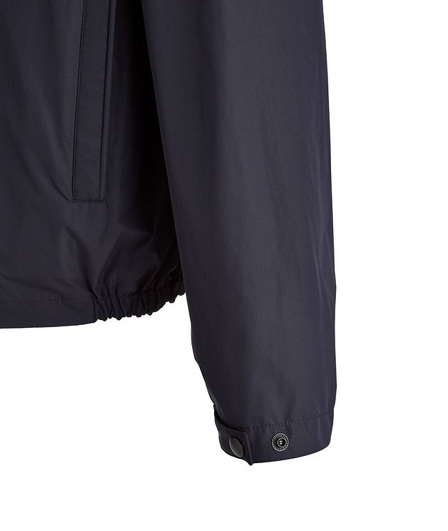 Carles Water-Resistant Nylon Jacket picture 3