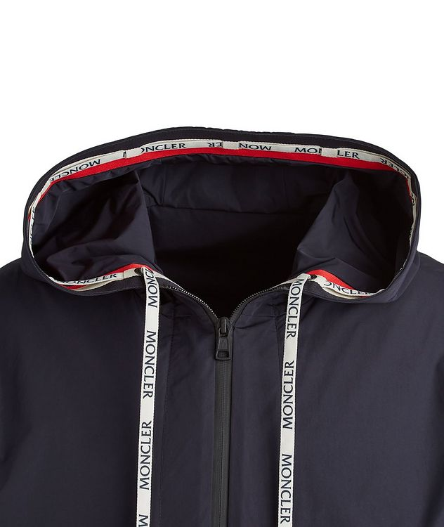 Carles Water-Resistant Nylon Jacket picture 4