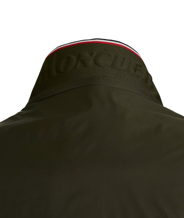 Reppe Nylon Bomber Jacket picture 3