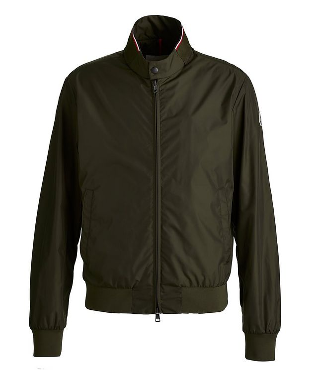 Reppe Nylon Bomber Jacket picture 1