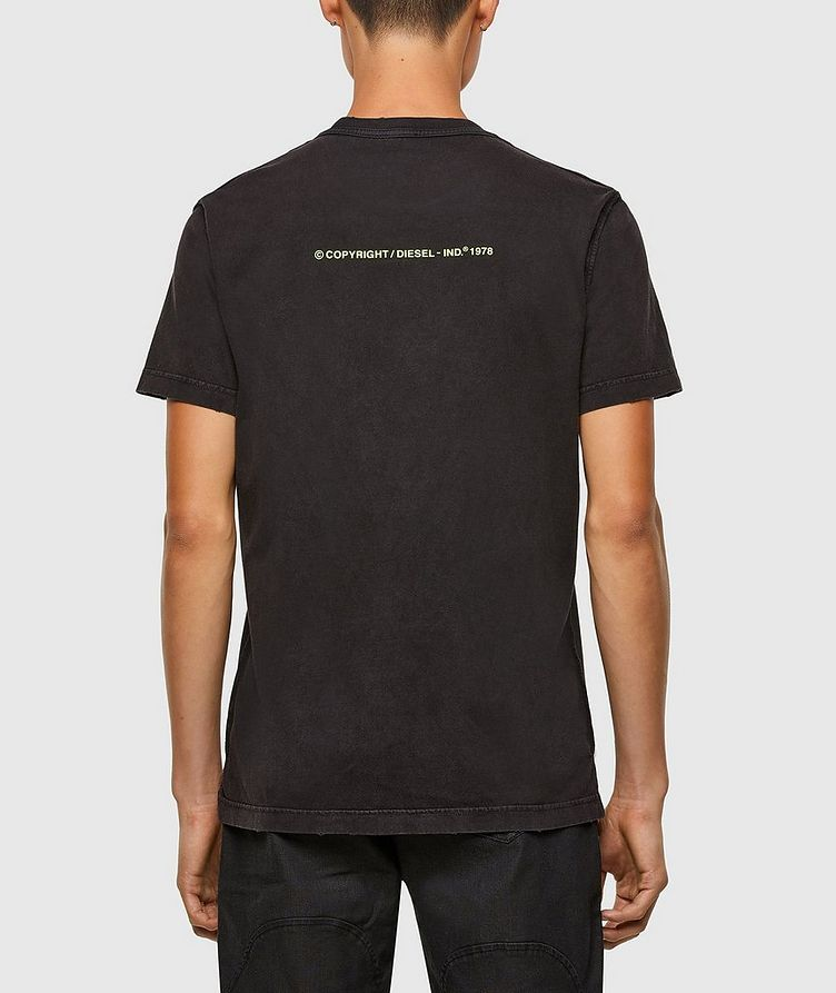 Brave Print T-Shirt image 1