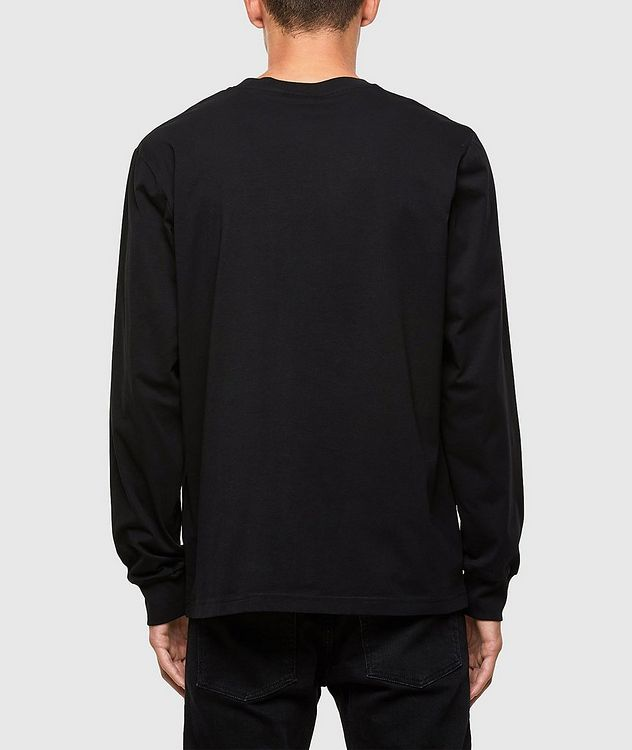 Monster Claw Print Long Sleeve T-Shirt picture 2