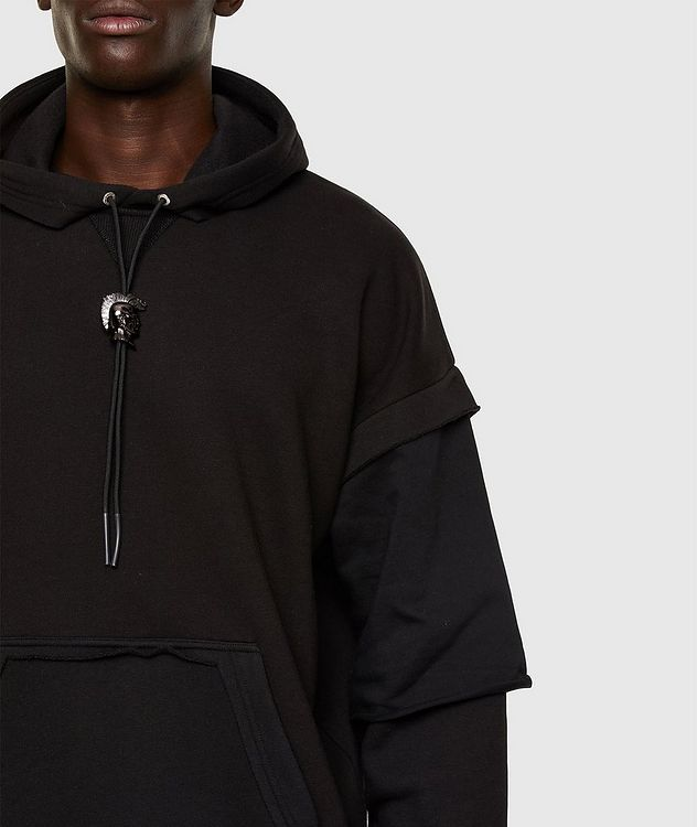 Cut-Out Pocket Hoodie picture 3
