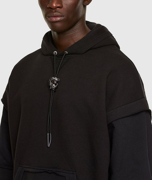 Cut-Out Pocket Hoodie picture 4