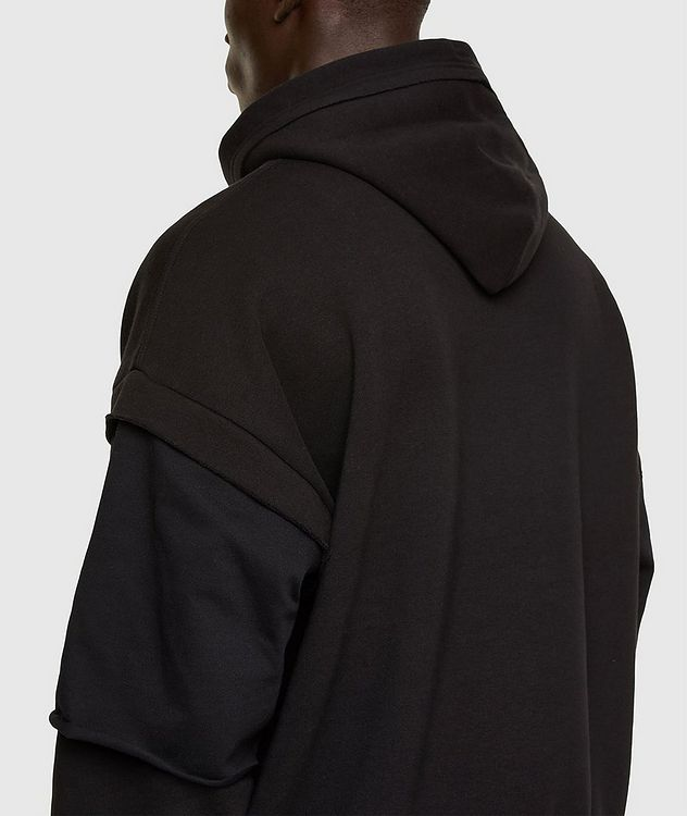 Cut-Out Pocket Hoodie picture 5