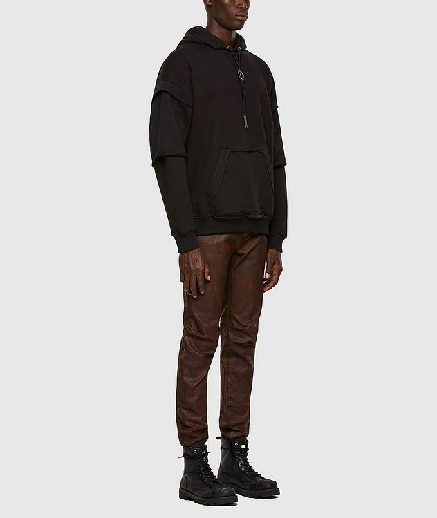 Cut-Out Pocket Hoodie picture 6