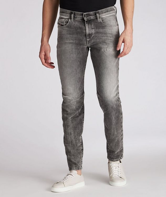 D-Strukt Slim Fit Stretch Jeans picture 2