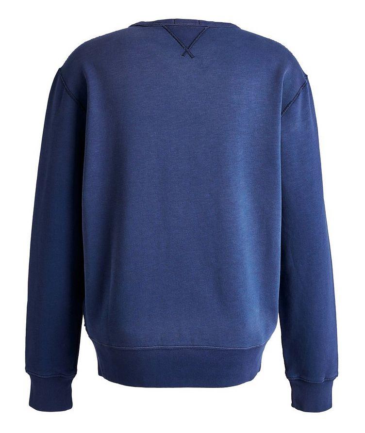 Logo Cotton-Blend Sweatshirt image 1