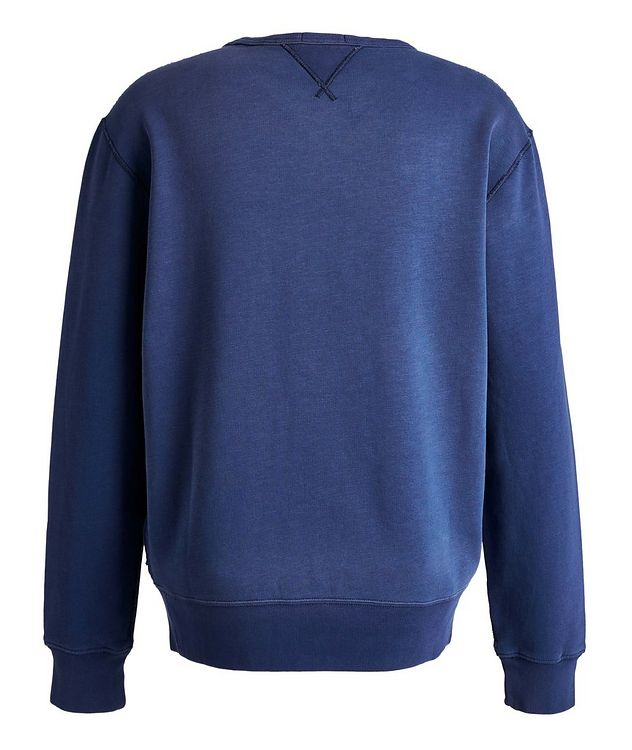 Logo Cotton-Blend Sweatshirt picture 2
