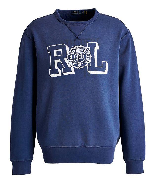 Logo Cotton-Blend Sweatshirt picture 1