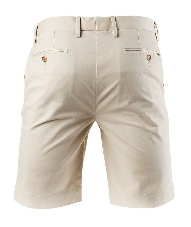 Stretch-Cotton Chino Shorts image 1