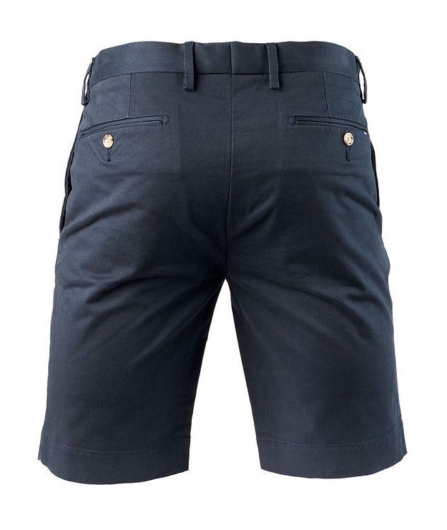Short en coton extensible picture 2