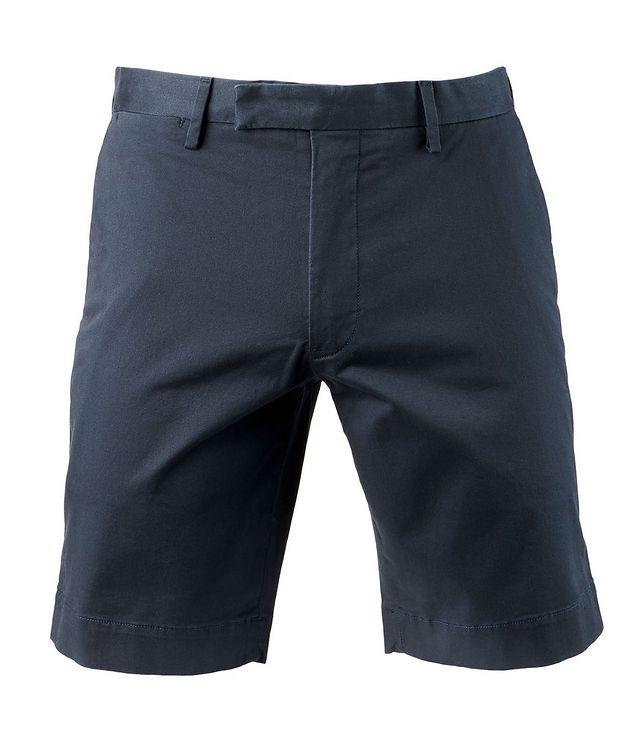 Short en coton extensible picture 1