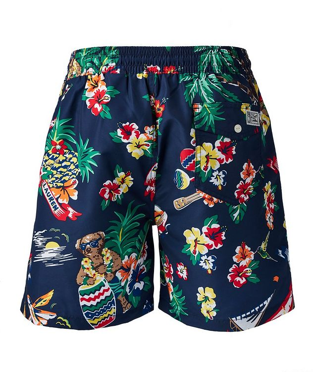 Botanical Swim Trunks picture 2