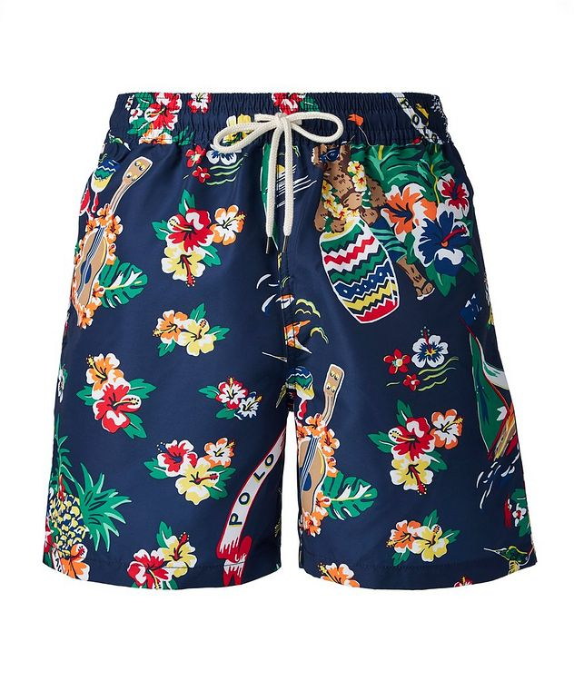 Botanical Swim Trunks picture 1
