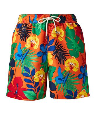 Polo Ralph Lauren Short de bain à motif floral