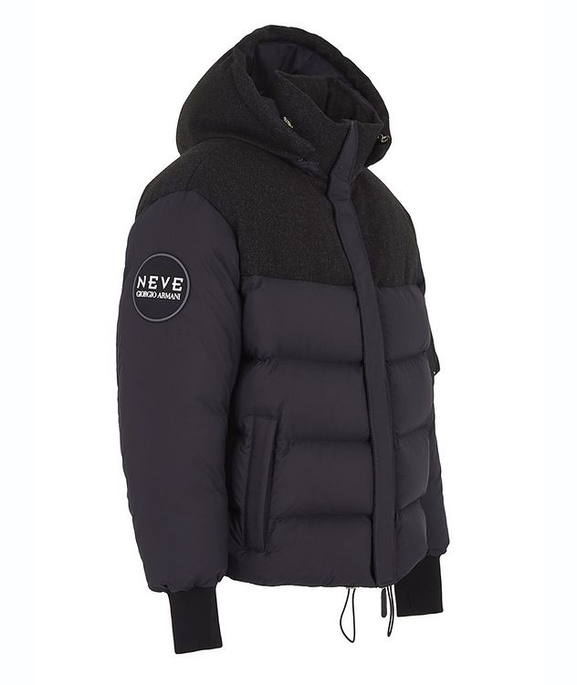 Neve Down Bomber Jacket picture 2