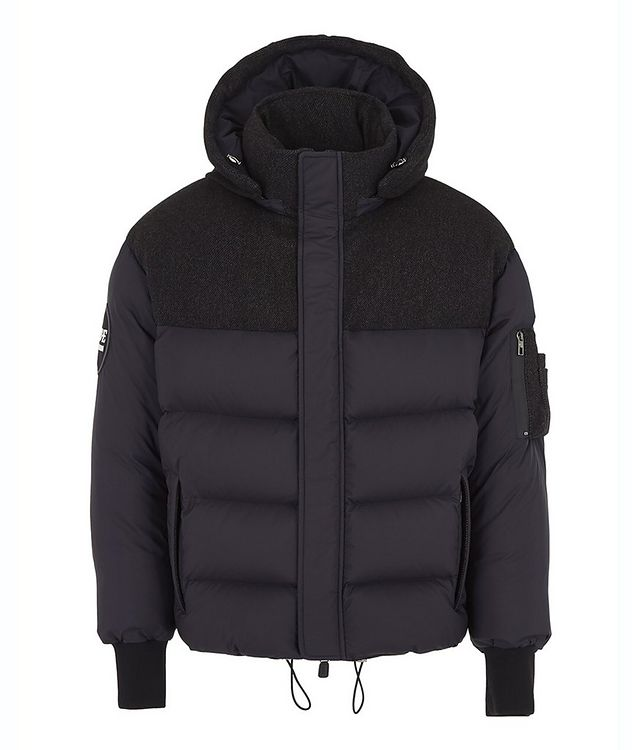 Neve Down Bomber Jacket picture 1