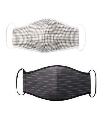 Harry Rosen Signature 2-Pack Non-Medical Face Mask