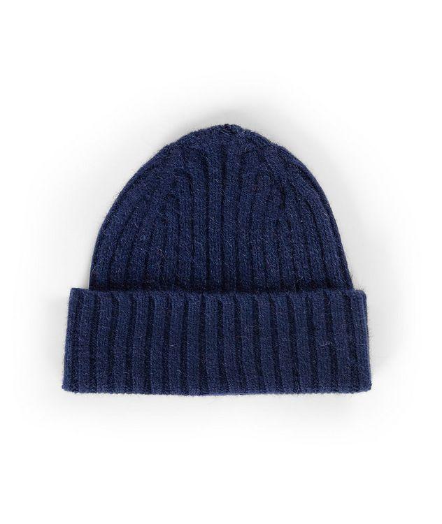 Tuque Le grand bonnet en laine d'agneau et angora picture 1