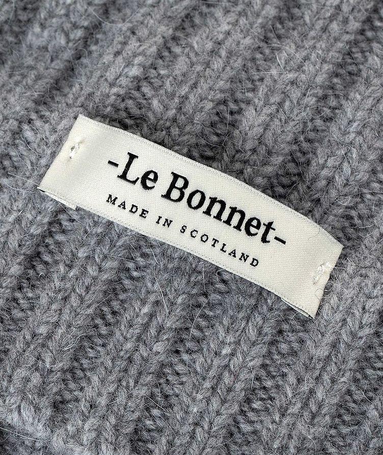 Le Grand Bonnet Lambswool-Angora Toque image 1