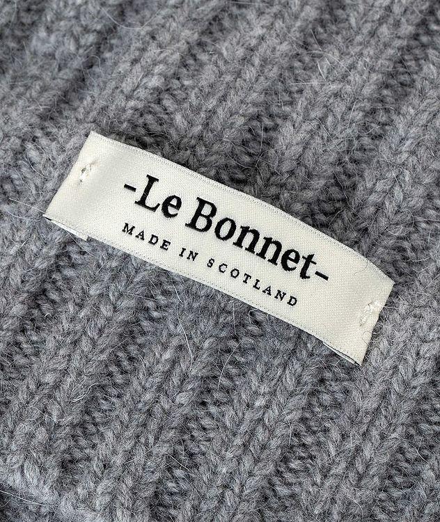 Le Grand Bonnet Lambswool-Angora Toque picture 2